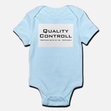 Q Controll Infant Bodysuit
