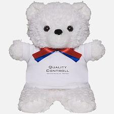 Q Controll Teddy Bear