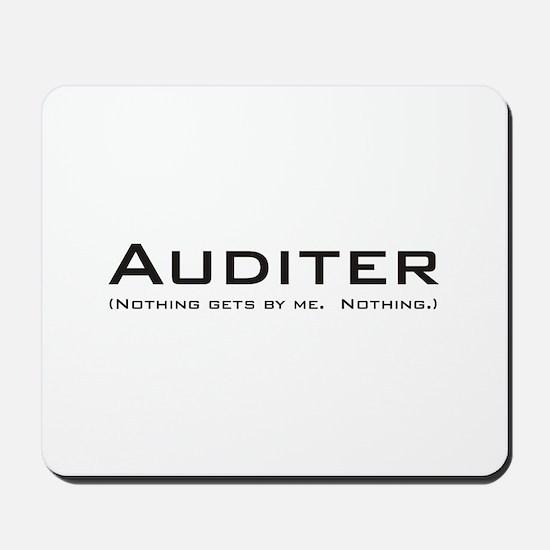 Auditer Mousepad