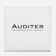 Auditer Tile Coaster