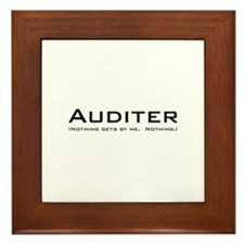 Auditer Framed Tile
