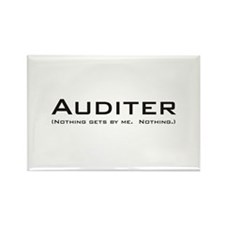 Auditer Rectangle Magnet
