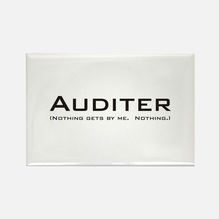 Auditer Rectangle Magnet