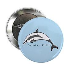 "Protect Wildlife 2.25"" Button"