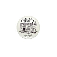 BO TWEEN ANGELS Mini Button (100 pack)