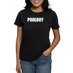 POOLBOY Women's Dark T-Shirt