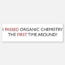 I Passed O. Chem!
