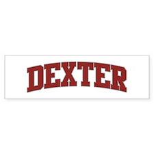 DEXTER Design Bumper Bumper Stickers
