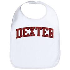 DEXTER Design Bib