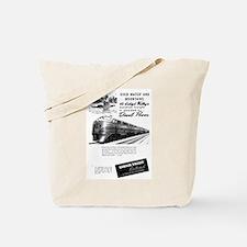 Lehigh Valley Railroad Tote Bag