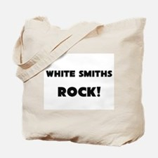 White Smiths ROCK Tote Bag