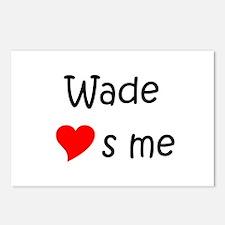Cute Wade Postcards (Package of 8)