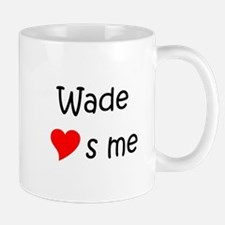 Unique Wade Mug