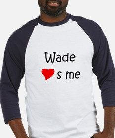 Unique Wade Baseball Jersey