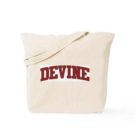 DEVINE Design Tote Bag