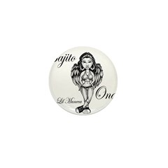YADIRA'S LIL MUNECA Mini Button (100 pack)