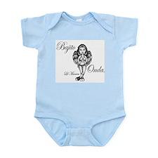 YADIRA'S LIL MUNECA Infant Bodysuit