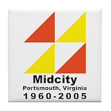 Midcity Tile Coaster