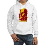 Strk3 Lenin Hooded Sweatshirt