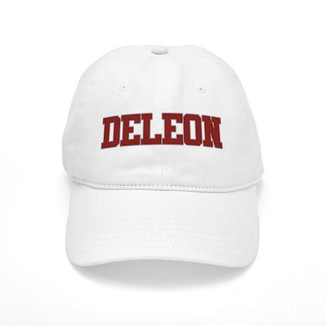 DELEON Design Cap