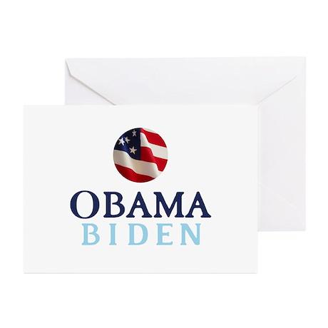 Obama / Biden Greeting Cards (Pk of 20)