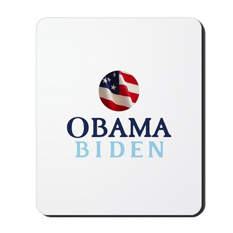Obama / Biden Mousepad