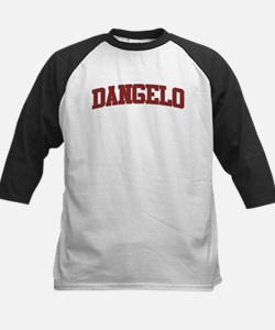 DANGELO Design Kids Baseball Jersey