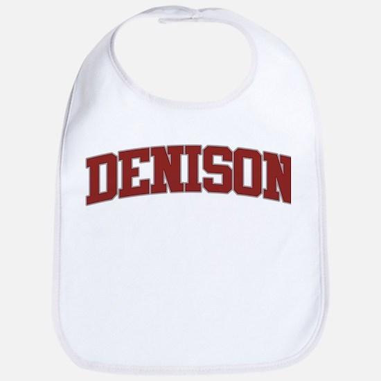 DENISON Design Bib