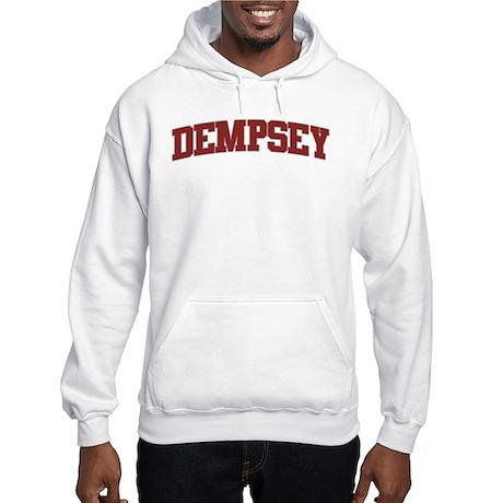 DEMPSEY Design Hooded Sweatshirt