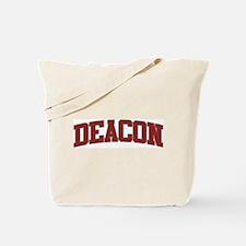 DEACON Design Tote Bag