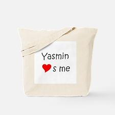 Unique Yasmin Tote Bag