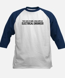 Feel Safe with an Electrical Engineer Tee