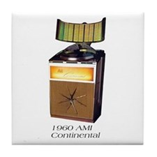 AMI Continental Tile Coaster