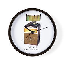 AMI Continental Wall Clock