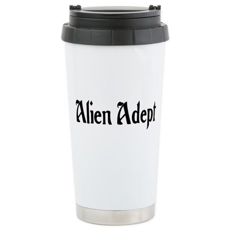 Alien Adept Stainless Steel Travel Mug