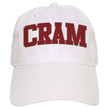 CRAM Design Baseball Cap