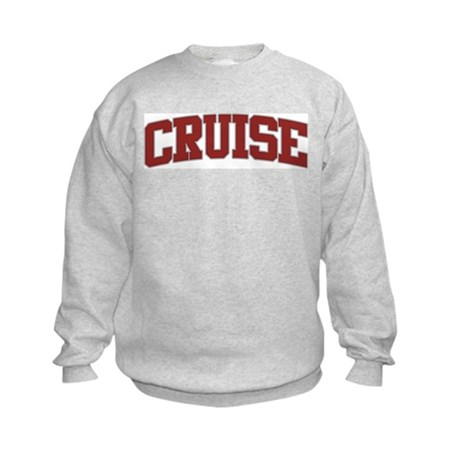 CRUISE Design Kids Sweatshirt