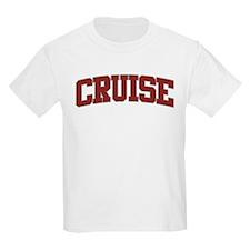 CRUISE Design T-Shirt
