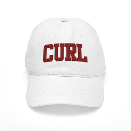 CURL Design Cap