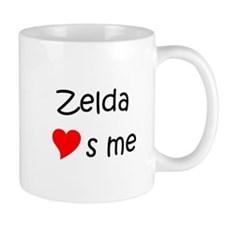 Funny Zelda Mug