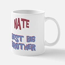 Nate - Best Big Brother Mug