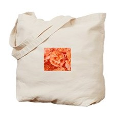 Autumn Carnations Tote Bag