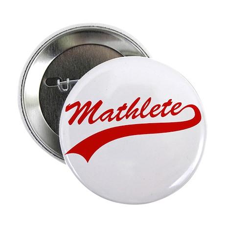 """Mathlete 2.25"""" Button"""