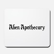 Alien Apothecary Mousepad