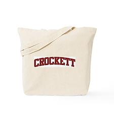 CROCKETT Design Tote Bag