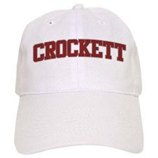 CROCKETT Design Baseball Cap