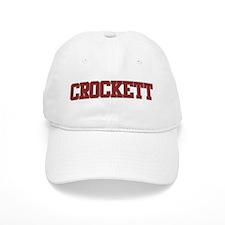 CROCKETT Design Baseball Cap