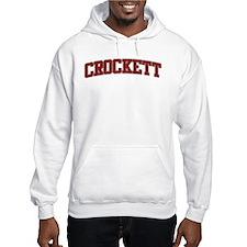 CROCKETT Design Hoodie