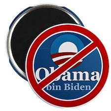 No BO bin Biden Magnet