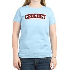 CROCHET Design T-Shirt